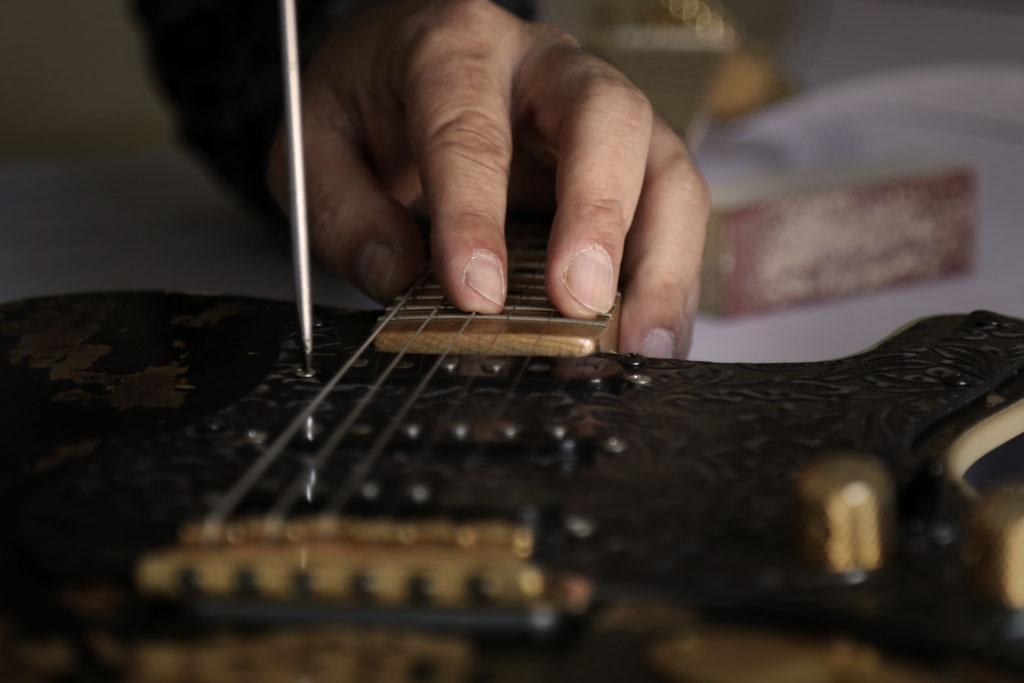 Rehabilitacion reparacion guitarras
